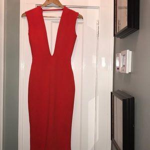 Solace London Dresses - Solace London Red Dress